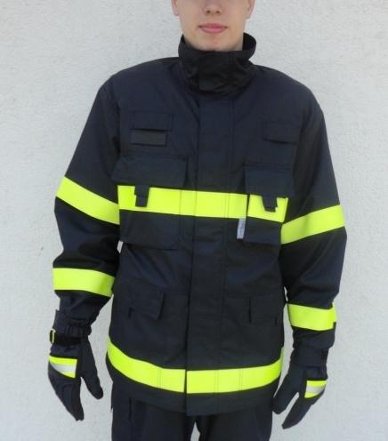 Zásahový oděv X-FIPER - kabát