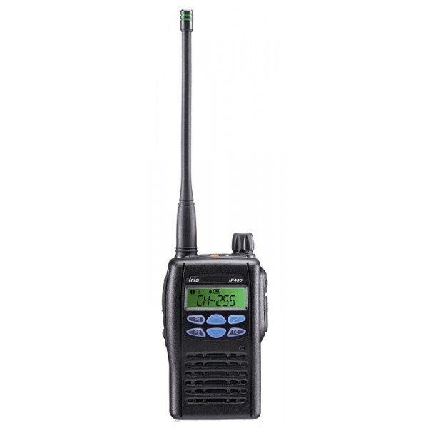 Radiostanice E-TECH IP 100