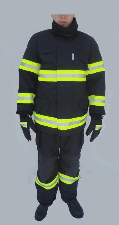 Zásahový oděv HYRAX - komplet